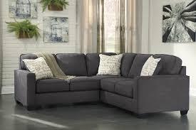 2 piece sectional sofa alenya charcoal for 625 00 furnitureusa