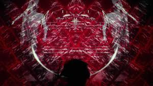 Are Dream Catchers Satanic Custom Satanic Dread Man Dreamcatcher Ful HD VJ Footage Stock Video Footage