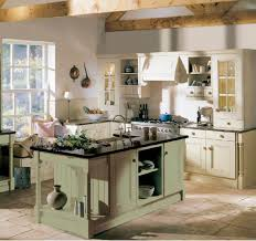 Country Kitchen Green Country Kitchen 13714