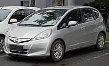 2013 Honda Fit Color Chart Honda Fit Wikipedia