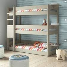Triple bunk beds for kids rooms
