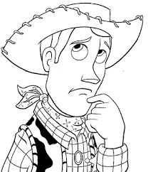 Small Picture Woody cowboy coloring pages ColoringStar