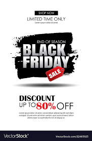 Basic Flyer Template Black Friday Sale Flyer Template White Background