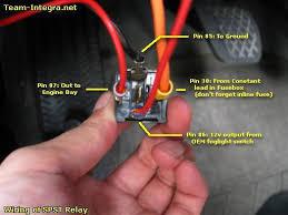 how to jdm itr hid headlight and fog light wiring honda tech 4 Pin Relay Wiring Diagram Fog Light name img_2341 jpg views 1993 size 26 2 kb Fog Light Relay Kit