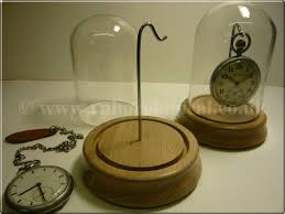Pocket Watch Display Case Stand