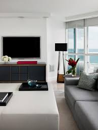 Contemporary Living Room Modern Dining And Living Room Benjamin Cruz Hgtv