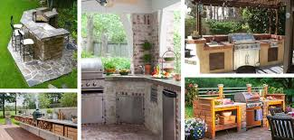 27 best outdoor kitchen ideas and