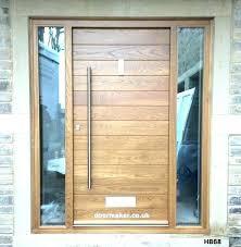 door design ideas glass