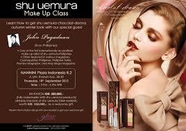 cles chicago shu uemura indonesia makeup cl kirei makeup makeup artistry