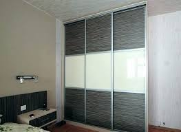 interior bifold doors with glass stained