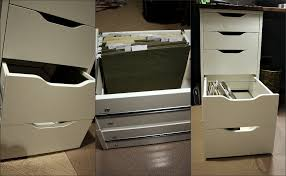 catchy desk with file cabinet ikea simply diy 2 come file away