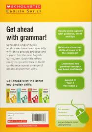 Grammar Punctuation Scholastic Grammar And Punctuation Year 4 Workbook Ks2 English Skills