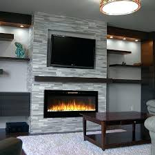flush mount electric fireplace flush mount electric fireplace excellent living room design alluring top best wall