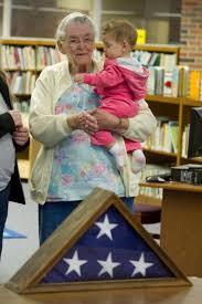 Kennedy School gladly receives longtime custodian's gift of military flag |  News, Sports, Jobs - Lawrence Journal-World: news, information, headlines  and events in Lawrence, Kansas