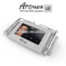 mts pmu system digital permanent makeup machine for eyebrow eyeliner lip