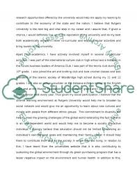 rutgers business school admission application essay rutgers business school essay example text preview