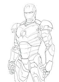 Superhero Coloring Page Superhero Coloring Pages Printable Coloring