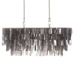 room and dining table rectangle west elm capiz chandelier