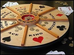 Wooden Board Games Plans Beautiful wooden Rummoli game board will be the life of your next 79