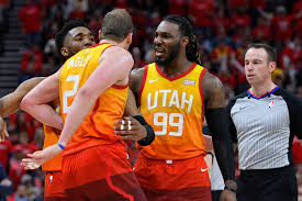 Houston Rockets Depth Chart Utah Jazz Fall To Houston Rockets In Game 3 After Not Taking