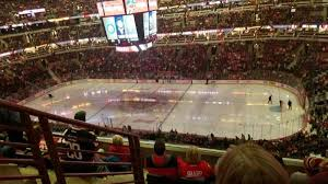 United Center Section 332 Home Of Chicago Blackhawks