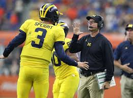 Jim Harbaugh Announces He S Not Leaving Michigan