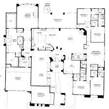 5 bedroom floor plans. 5 Bedroom Floor Plans One Story Luxury Single House F