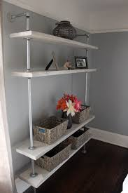 Industrial Bookcase Diy Private Listing For Claire S Robyn Adjustable Reclaimed White