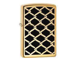Купить бензиновую <b>зажигалку Zippo Fence Design</b> 28675 в ...