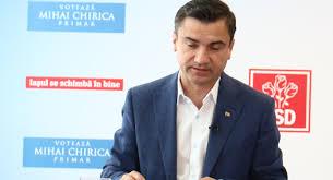 Image result for Primarul din Iași, Mihai Chirica poze