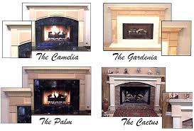 fireplace surround mantel ideas pearl mantels classique wood stove surrounds