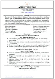 One Page Resume Template Word 1 Page Template Word Absolute 1 Page ...
