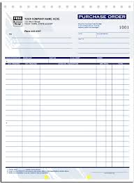 Purchase Forms Use These Purchase Order Forms To Control The