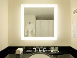 bathroom vanity mirrors with lights. Magnificent Lighted Vanity Mirror In Bathroom Contemporary With Mirrors For Decorating Lights M