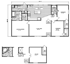 4 bedroom pole barn house floor plans awesome 40 50 metal house floor plans of