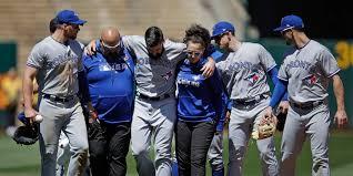 Blue Jays pitcher Matt Shoemaker injury | MLB.com