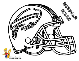 04_Buffalo_Bills_football_coloring_at_coloring pages book for kids boys big stomp pro football helmet coloring football helmet free on football helmet coloring pages printable