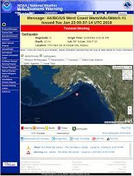 Tws network of sensors communication infrastructure 4. Net Traveller U S Tsunami Warning System Problem