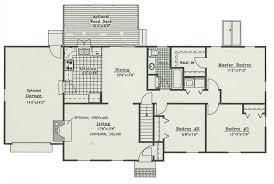 Architecture house blueprints Homes Floor Plans