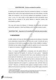 criminal law essay assignment laws criminal laws thinkswap criminal law 2 essay assignment