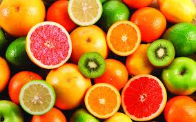 fruit een lekker buit
