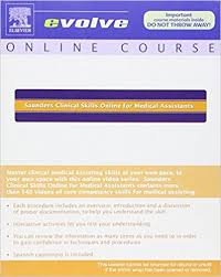 Clinical Skills Online For Medical Assistants User Guide And Access