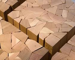 Shattered Wood Furniture Collection By Vancouver Designer Brent
