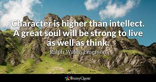 Ralph Waldo Emerson Quotes BrainyQuote Amazing Emerson Nature Quotes