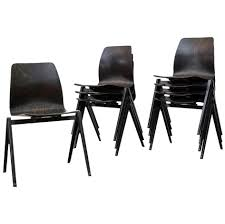 white stackable plastic chairs. Black Industrial Dining Chairs For Sale Stackable Modern Heavy Duty Plastic Stacking Desk 94 White