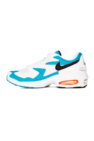 Air Max One Light Blue Nike Sneakers Air Max 2 Light White Ao1741 000 100 6 One