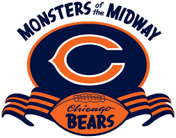 chicago bears | chicago bears logo stencil , alfie anido | Da Bears ...