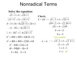 solve exponential equations algebraically math solve the equation check c 7 i 1 4 math solver