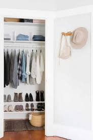 Simple Wardrobe Designs For Small Bedroom 17 Best Ideas About Simple Closet On Pinterest Clothing Storage