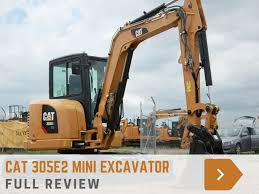 6 Of The Best Mini Excavators Small Excavator Reviews Specs